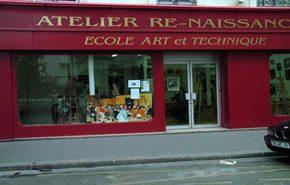 Atelier Re-Naissance Paris