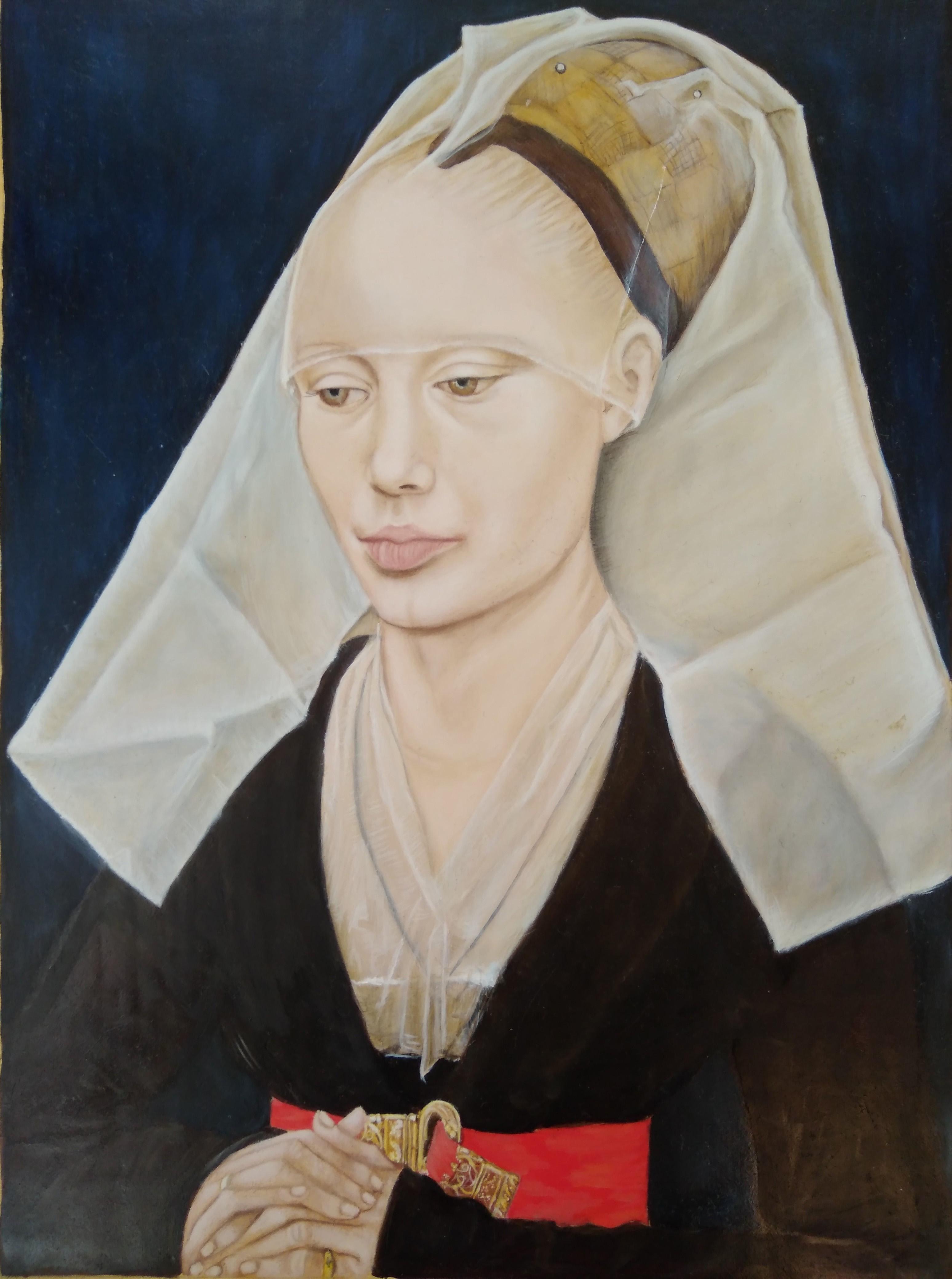 Van der Weyden Genna